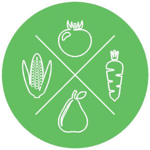 Healthy Eats Nutrition Logo | Yakima, Washington